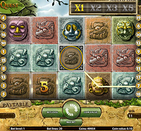 real slots online quest spiel